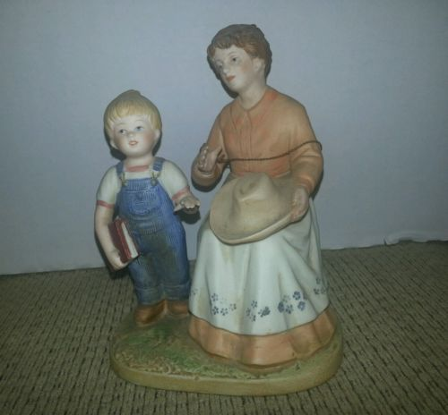 Home Interior Figurines Denim Days