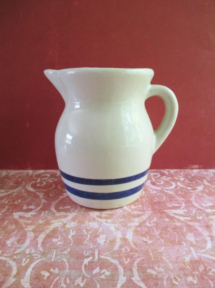 Vintage Roseville Pottery Pitcher