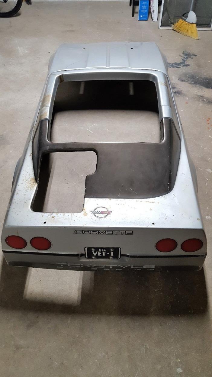 Corvette Go-Kart