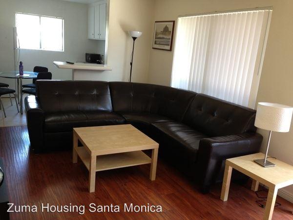 Rental Room for rent 1835 20th St. Santa Monica