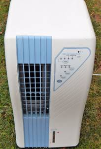 EdenPURE IHS Air Cooler Plus A4024 HEPA Filter Humidifier Cooling Fan (Mount