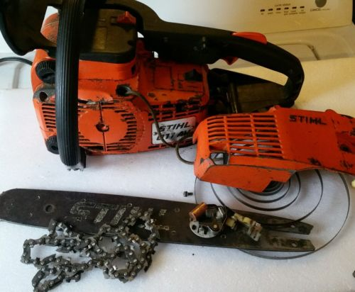 Stihl 011 Chainsaw -for parts