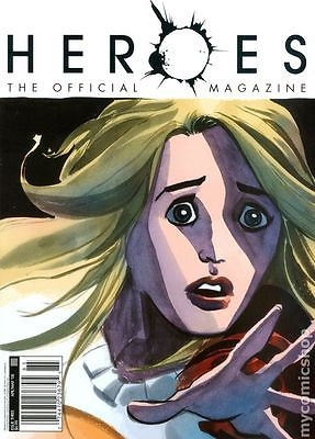 Heroes Magazine (2007) #3B VF