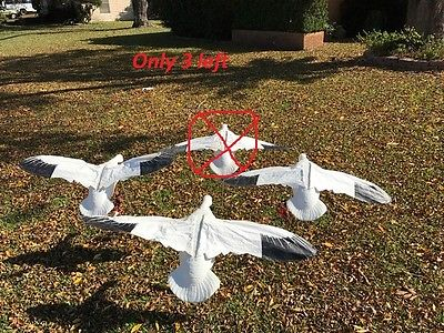 Clone Snow Goose Motion Decoy