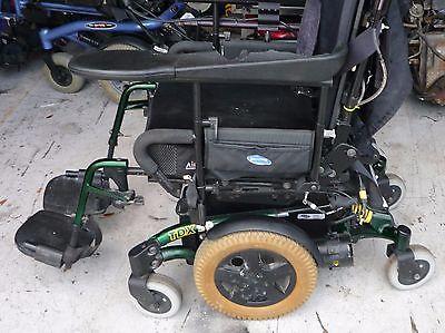 Power Wheelchair Invacare TDX SP with Tube Controller # ATO TDXSP-CG Green