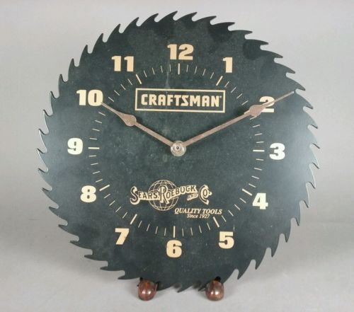 Craftsman Wall Clock For Sale Classifieds