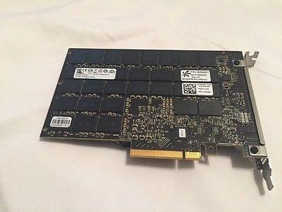 Dell Fusion ioMemory SX300 6.4TB PCI-E MLC SSD MM86C free shipUS/14 day Warranty