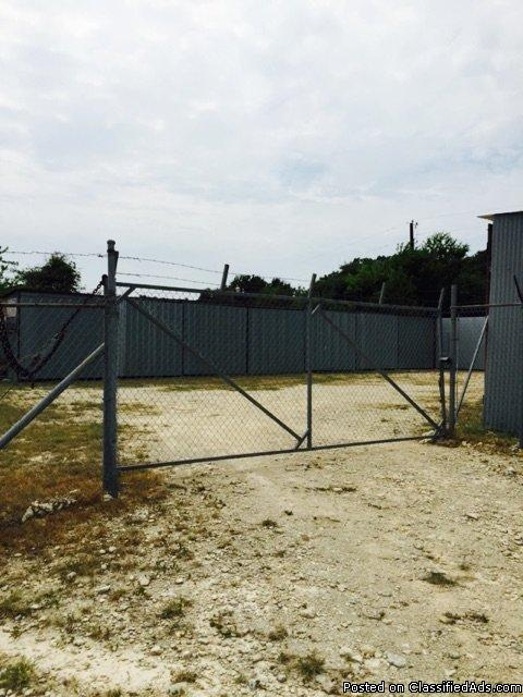 Comal Park Storage For Sale with 13 Units Currently OCCUPIED!
