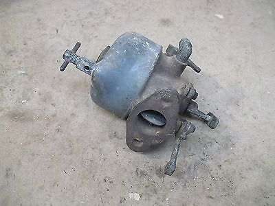 dated 1914 Holley Cast Iron Carburetor Lot B
