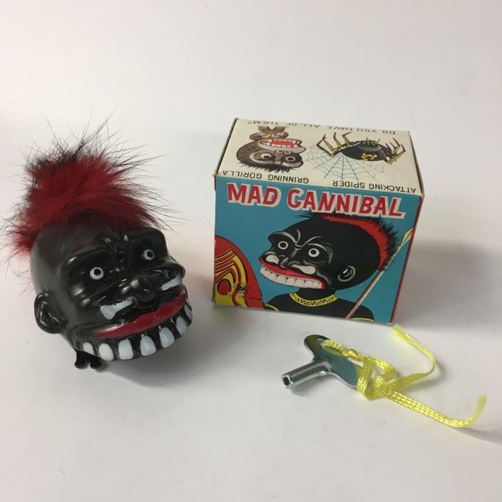 Mad Cannibal Wind Up Walker DSK Japan