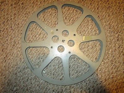 16mm Metal Film Reel 1600'