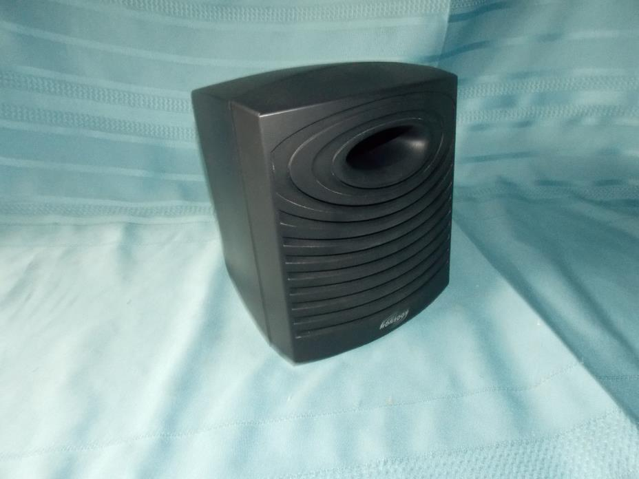 Monsoon MH-500 Subwoofer AS IS FOR PARTS OR REPAIR BLOWN SPEAKER