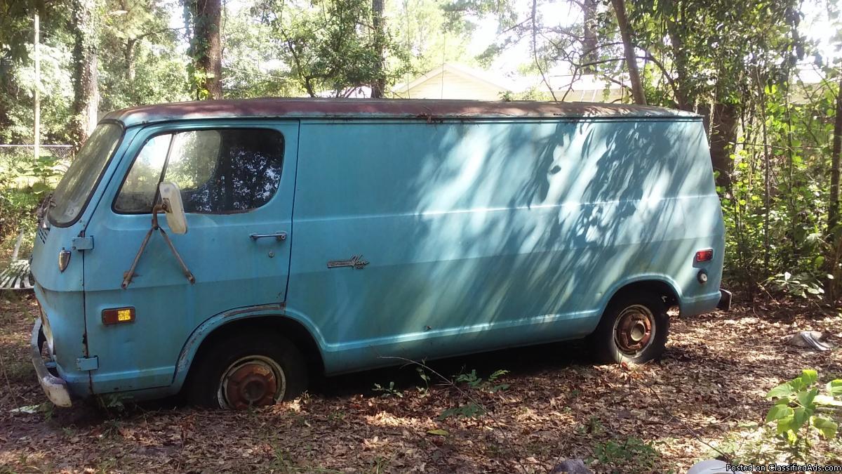1969 Chevrolet van