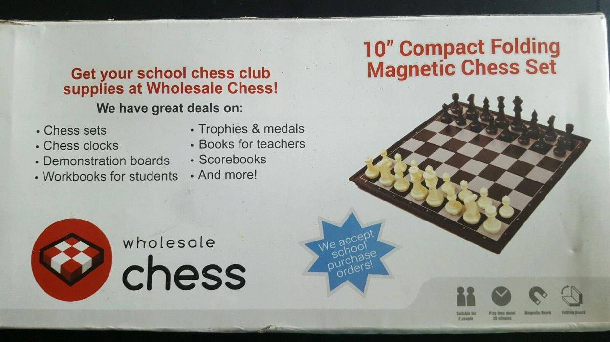 NEW ChessKid 10