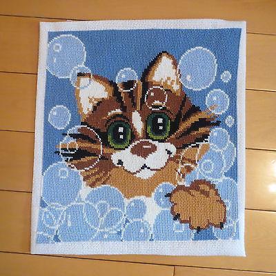 Vnt Handmade Cross  Stitch Embroidery