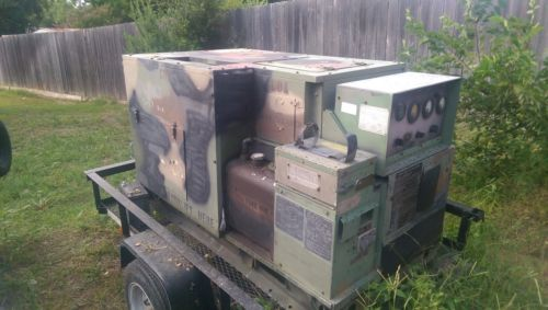 Military Generator Kw - For Sale Classifieds