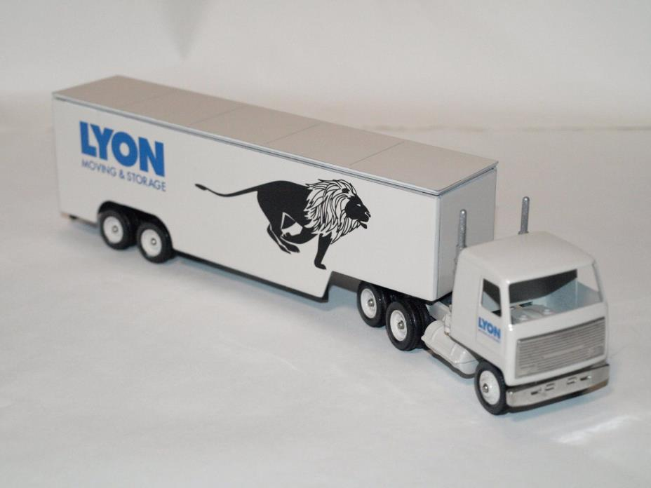 Winross Lyon Moving & Storage Advertising Toy Truck