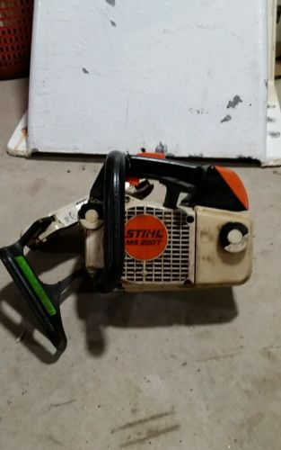Stihl 200t chainsaw