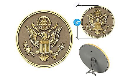 The Great Seal of the United States of America & Handmade (Bronze)