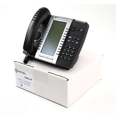 Mitel 5340e IP Backlit Dual Mode VoIP Gigabit Set Telephone Phone - Refurbished