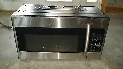 Samsung Stainless Steel Microwave