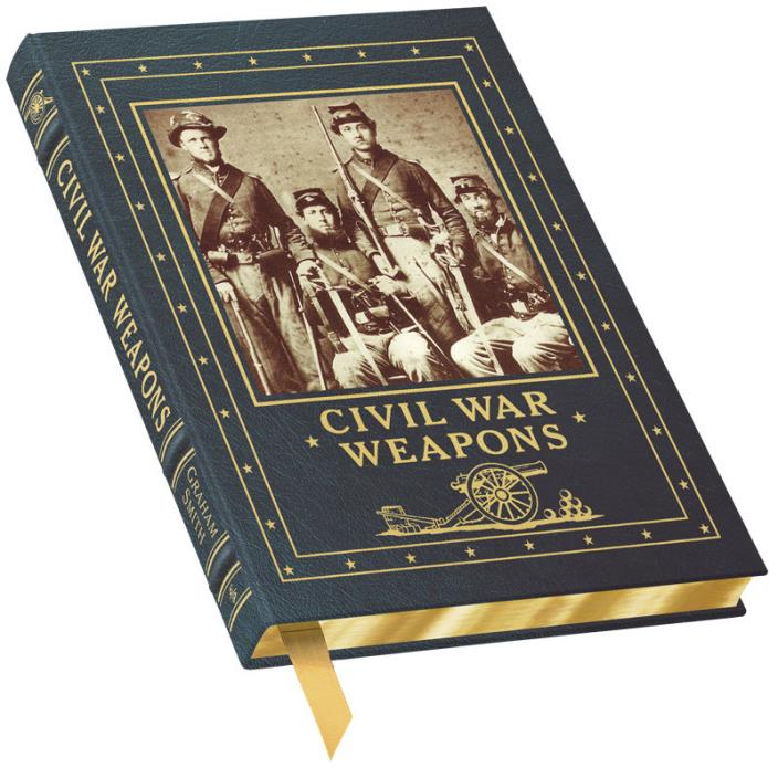 Civil War Weapons ~ Easton Press Leather Bound Limited Edition