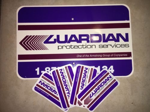 Guardian Security Sign  For Sale Classifieds. Industrial Restaurant Murals. Yamaha Logo. Male Signs. Tropical Fish Stickers. Field Logo. Church Event Banners. Abaya Banners. 10x10 Tent Banners