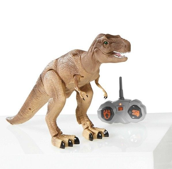 RC Dinosaur Remote Control Action T-Rex Animated Toy