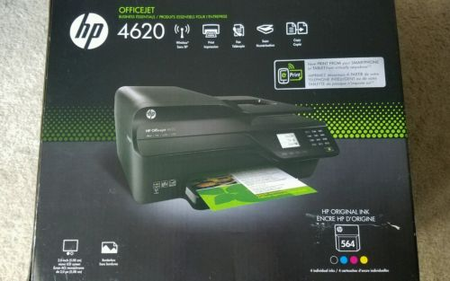 HP Officejet 4620 Wireless Color Photo Printer with Scanner Copying