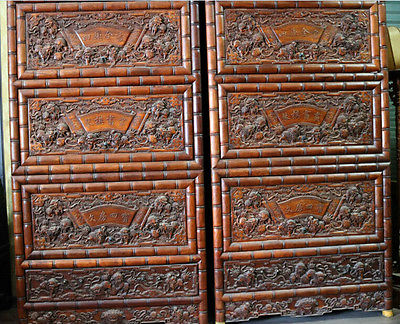 huanghuali  hand carved lion cupboard