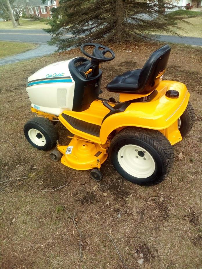 Cub Cadet Tractor Drive Shaft : Mower drive shaft for sale classifieds