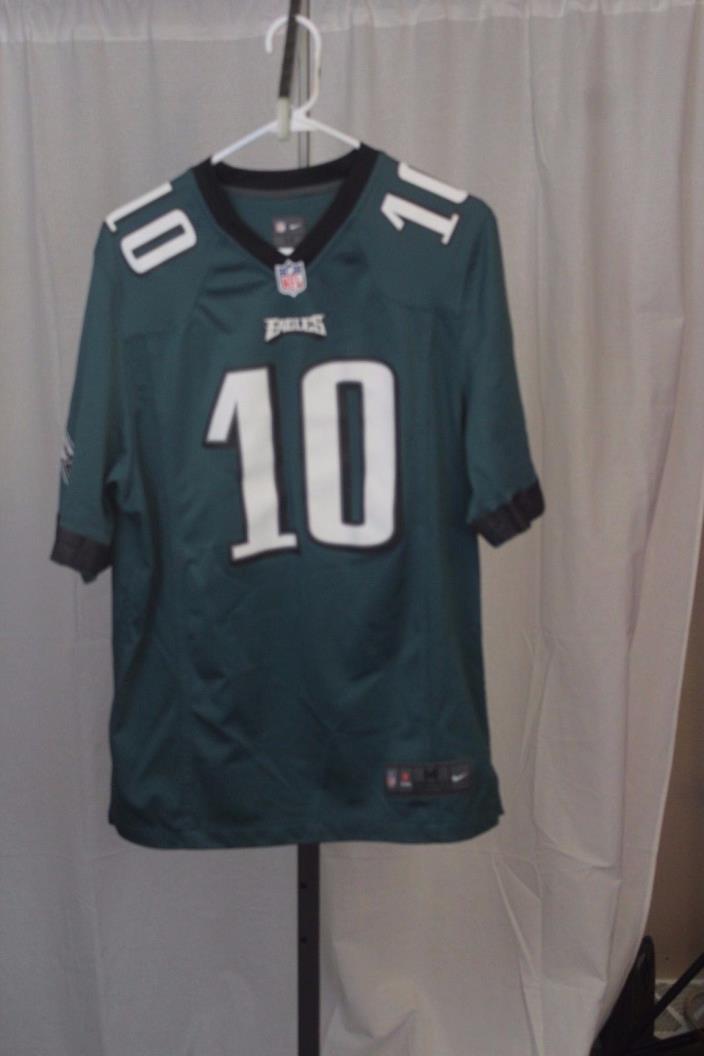 NFL Eagles med jersey #10  Jackson
