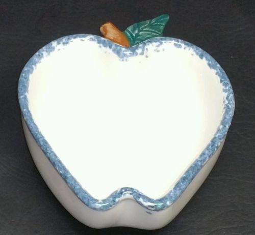 Chaparral Pottery USA Apple Dish