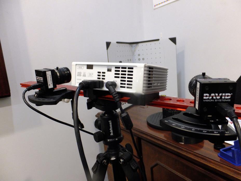 David SLS-2 Stereo Scanner