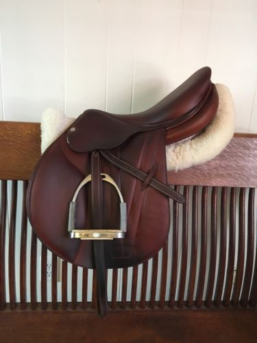 2016 Premium Butet Jumping Saddle- Full Buffalo