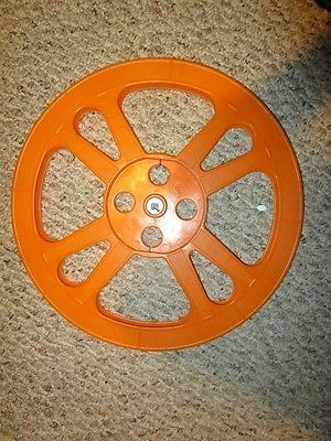16mm Plastic Film Reel 1600'