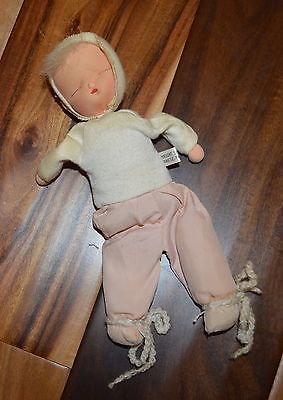 Vintage Shackman Japanese Baby Cloth Doll