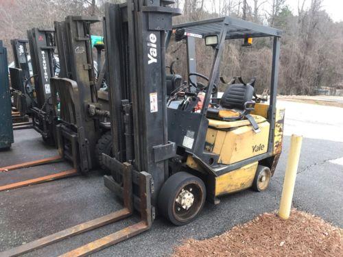 yale 5000lb Forklift