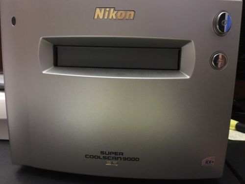 Nikon Coolscan 5000 Ed - For Sale Classifieds
