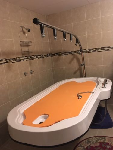 Vichy Shower Table Shower