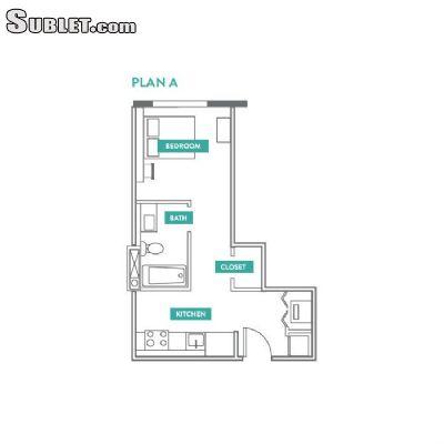 $2000 Studio room for rent in West Philadelphia