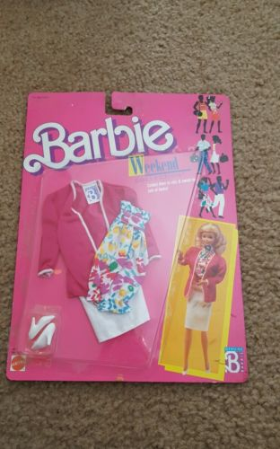 Vintage Barbie outfit 1988 NEW
