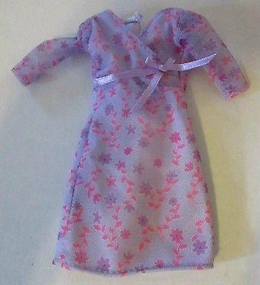 MATTELS PREGNANT MIDGE DRESS