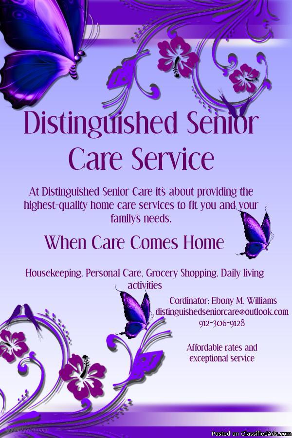 When Care Comes Home