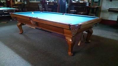 Peter Vitale Pool Table