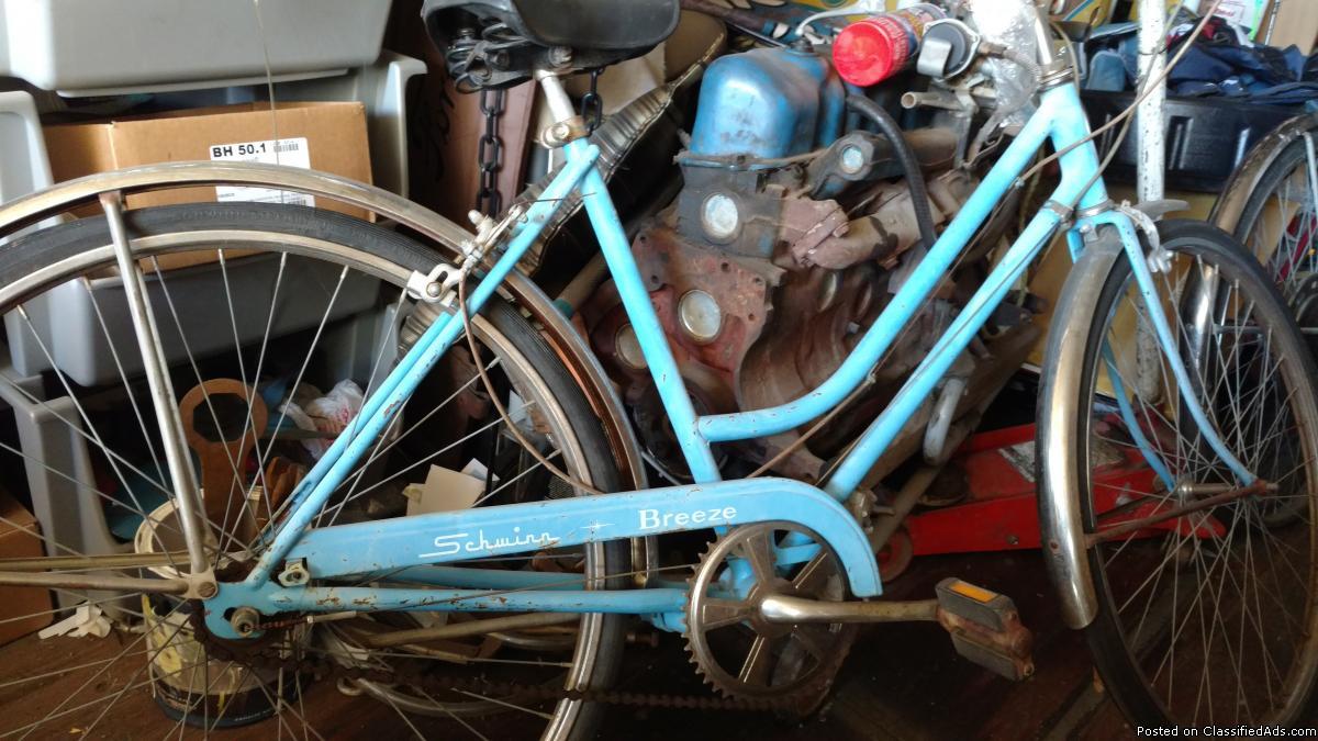 Vintage 70s or 80s Schwinn bikes