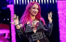SASHA BANKS VIP WWE Wrestlemania Axxess Ticket Superstar Meet & Greet SOLD OUT!