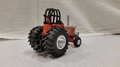 1/64 Scale Allis Chalmers D21 Pulling Tractor
