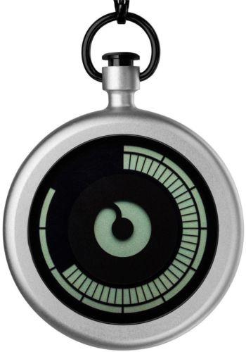 Ziiiro Titan Steel Pocket Watch