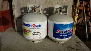 For Sale: Two Propane Tanks (Juneau)